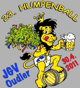 2011 Humpenball Logo