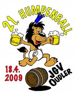 Humpenball Logo 2009