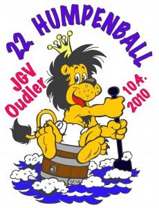 Logo Humpenball 2010