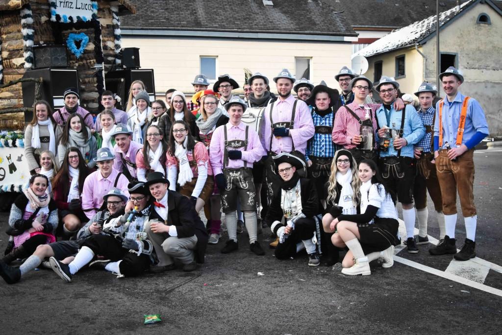 Rosenmontag in Oudler-271