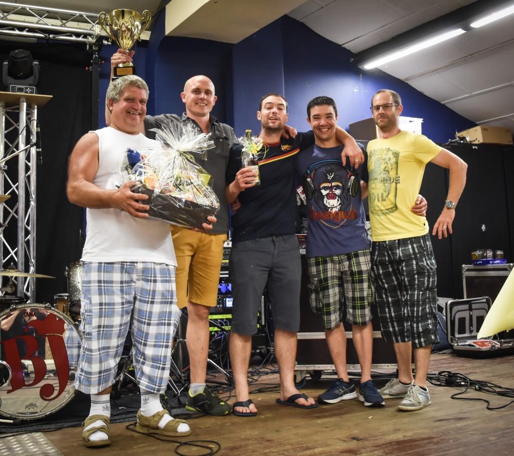 2018 - Stuppenmeister Mannschaftswertung Single Klub Oudler - 001